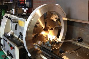 Machining one-off products